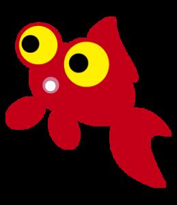 赤デメキン